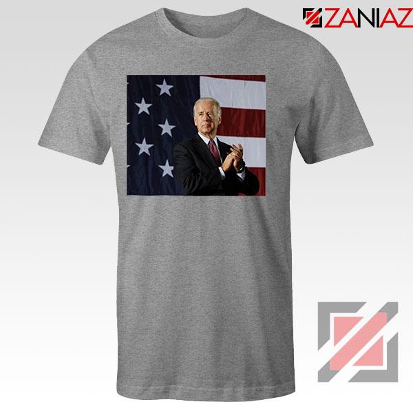 Joe Biden 2020 Sport Grey Tshirt