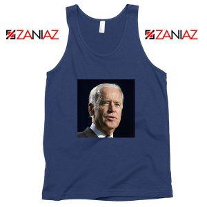 Joe Biden Campaign Navy Blue Tank Top