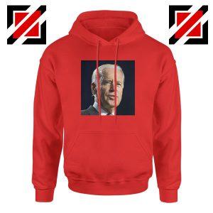 Joe Biden Campaign Red Hoodie