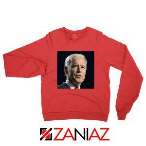 Joe Biden Campaign Red Sweatshirt