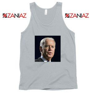 Joe Biden Campaign Sport Grey Tank Top