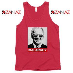 Joe Biden Malarkey Tank Top