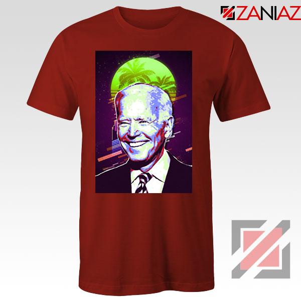 Joe Biden Red Tshirt