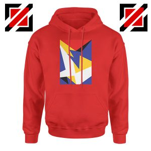 Jordan VII Nothing But Net Red Hoodie