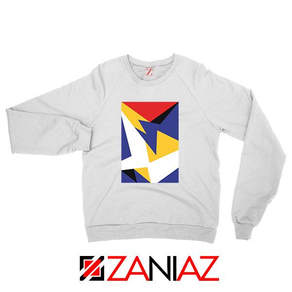 Jordan VII Nothing But Net White Sweatshirt