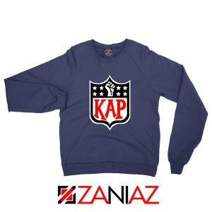 KAP NFL Navy Blue Sweatshirt