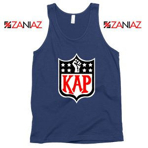 KAP NFL Navy Blue Tank Top
