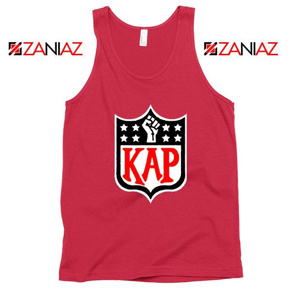 KAP NFL Red Tank Top