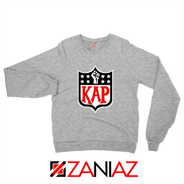 KAP NFL Sport Grey Sweatshirt