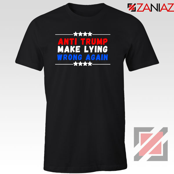 Make Lying Wrong Again Tshirt