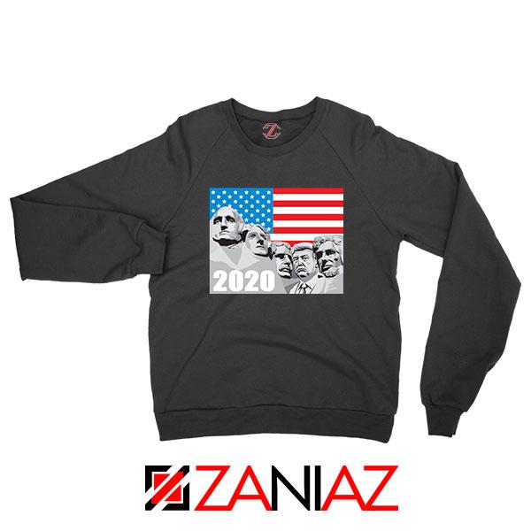 Mount Rushmore Trump Sweatshirt