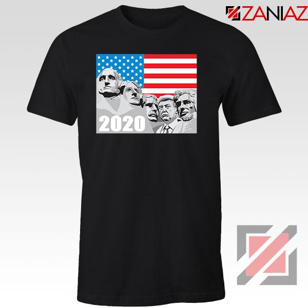 Mount Rushmore Trump Tshirt
