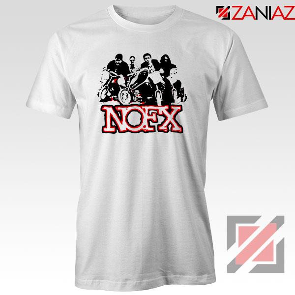 NOFX Rock Bands Tshirt