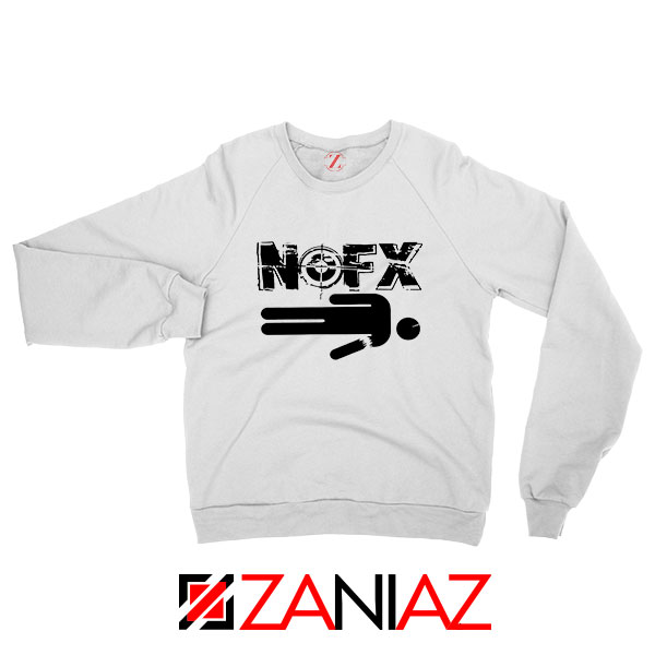 Nofx Band People Facemash Sweatshirt