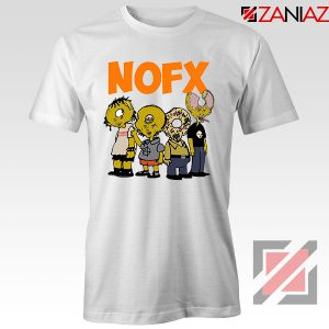 Nofx Scare Cartoon Tshirt
