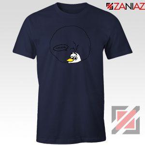 Olaf Samantha Navy Blue Tshirt
