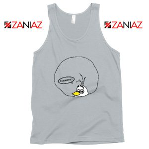Olaf Samantha Sport Grey Tank Top