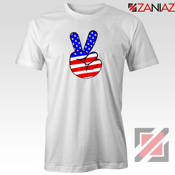 Peace Sign Tshirt