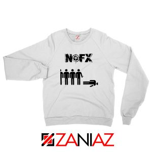 Punk Nofx Band Sweatshirt