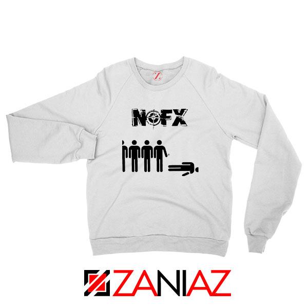 Punk Nofx Band Sweatshirt