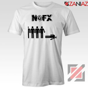 Punk Nofx Band Tshirt