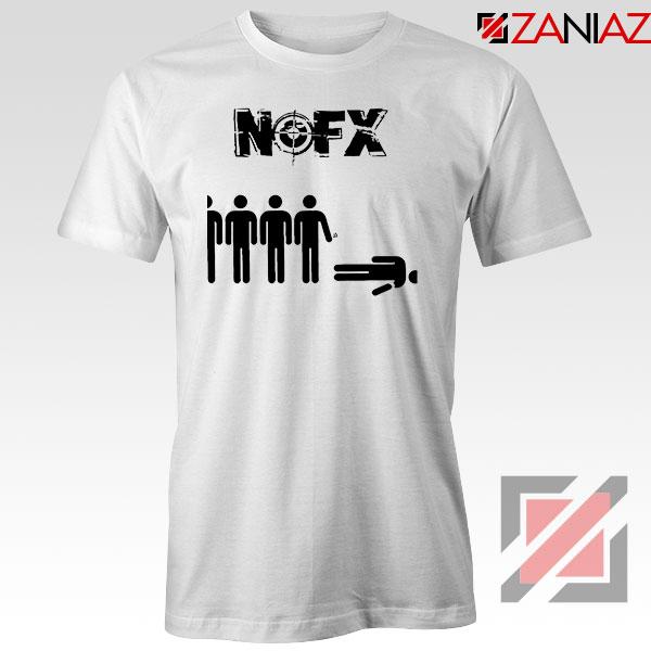 Punk Nofx Band Tshirt