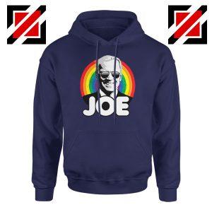 Rainbow Joe Navy Blue Hoodie