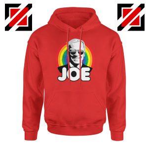 Rainbow Joe Red Hoodie