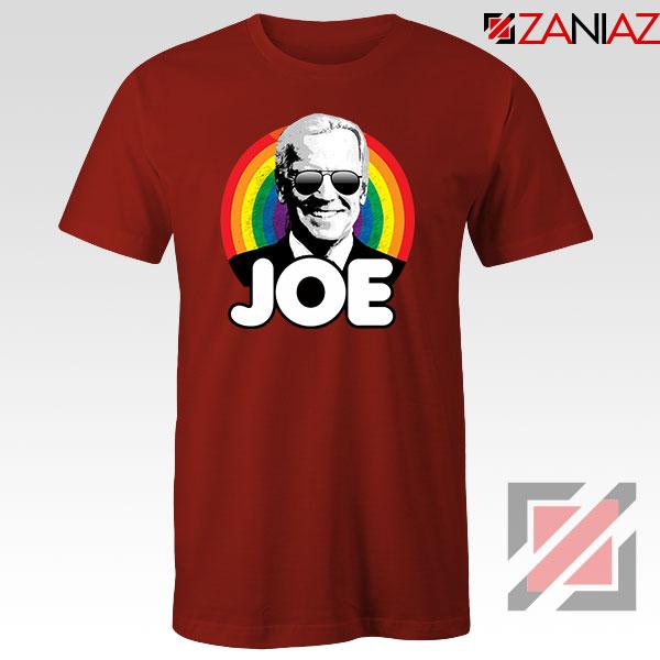 Rainbow Joe Red Tshirt