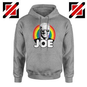 Rainbow Joe Sport Grey Hoodie