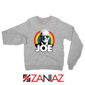 Rainbow Joe Sport Grey Sweatshirt