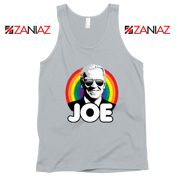 Rainbow Joe Sport Grey Tank Top