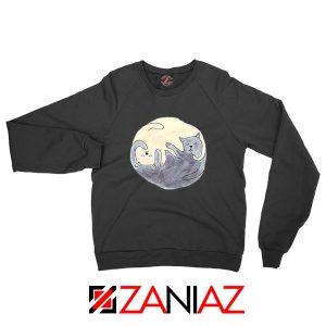 Sleeping Cats Sweatshirt