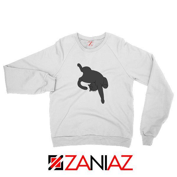 Sleeping Kitten Sweatshirt