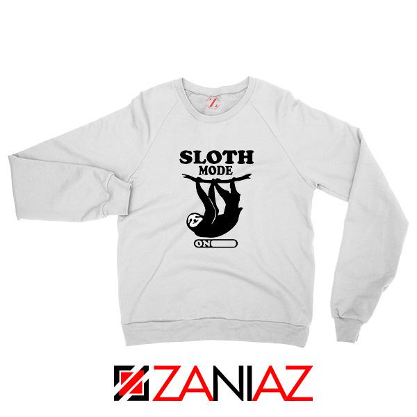 Sloth Mode Sweatshirt