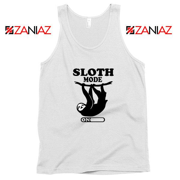 Sloth Mode Tank Top