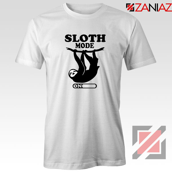 Sloth Mode Tshirt