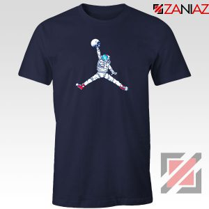 Space Jordan Navy Blue Tshirt