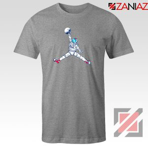 Space Jordan Sport Grey Tshirt
