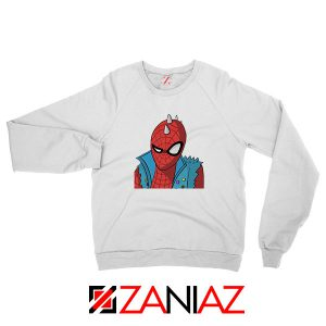 Spider Punk Sweatshirt