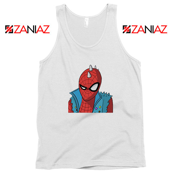 Spider Punk Tank Top