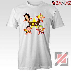 Star Four Singers Tshirt