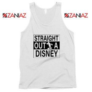 Straight Outta Disney Tank Top