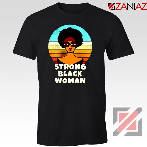Strong Black Woman Tshirt