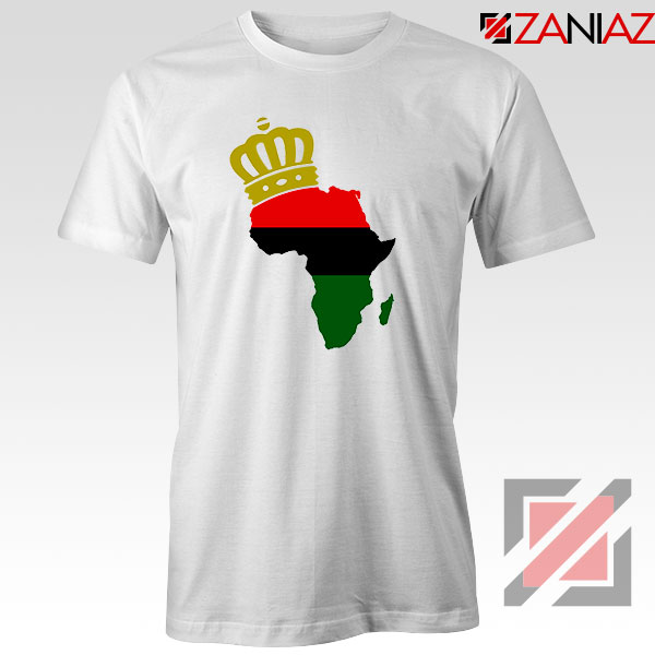 The African Flag Continent Tshirt