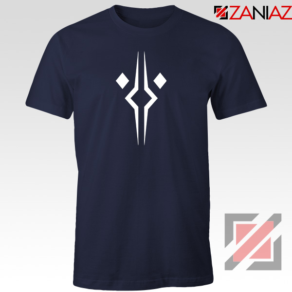 The Fulcrum Out of Darkness Navy Blue Tshirt