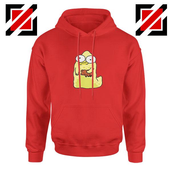 The Pupa Bear Red Hoodie