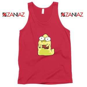 The Pupa Bear Red Tank Top