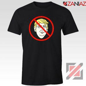 Trump Prohibited Black Tshirt