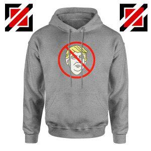 Trump Prohibited Sport Grey Hoodie